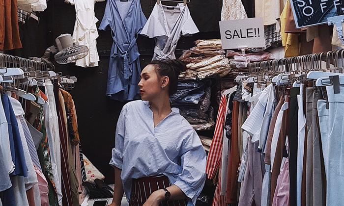 รวมภาษีที่ต้องจ่ายเมื่อคุณสั่งเสื้อผ้าจากจีน